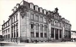 CHALONS SUR MARNE 51 - Hotel Des Postes ( PTT )  CPSM Dentelée Noir Blanc Format CPA 1957 - Marne - Châlons-sur-Marne