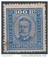 Portugal         Michel       77 Y C         *                 Ongebruikt  /  Mint-hinged - 1892-1898: D.Carlos I