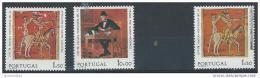 Portugal         Michel     1281  X + Y    +    1282            **              Postfris  /  MNH - 1910-... Republiek