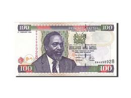 Kenya, 100 Shillings, Type Président Daniel Toroitich Arap Moi - Kenya
