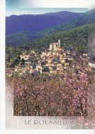 EUS (66-Pyrénées Orientales) Vue Générale, Le Roussillon, Photo Vartabédian, Ed. Estel 2003 - Autres Communes