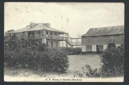 CPA - Afrique - SIERRA LEONE - House In BONTHE ( Sherbro )  // - Sierra Leone