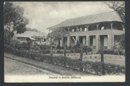 CPA - Afrique - SIERRA LEONE - Hospital In BONTHE ( Sherbro )  // - Sierra Leone
