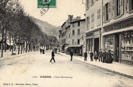 511Bd  38 Vienne Cours Romestang - Vienne