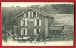 MBO-19  Les Vosges, Hotel Weisser See Hotel Du Lac Blanc . Non Circulé, NO 35 - Sonstige Gemeinden