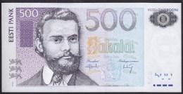 Estonia 500 Krooni 2000 P83 UNC - Estland