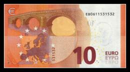 """EB"" FRANCE - OBERTHUR  Firma DRAGHI  E005 - 10 Euro"