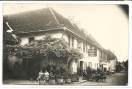 Savoie, Lucey, Hotel Puthod,  (etat Voir Photo) Carte Photo. - Altri Comuni