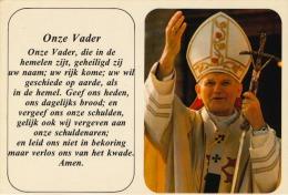 Paus H. Johannes Paulus II - Het Onze Vader - Papas