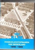 KLM Vogelvluchtopnamen Van Nederland 1946-1959 - Geschiedenis