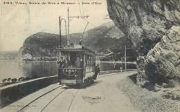 MONACO BAIE D'EZE TRAMWAY ROUTE DE NICE TRANSPORT - Sin Clasificación