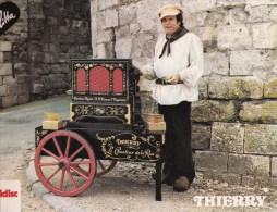 THIERRY LE CHANTEUR DE LA RUE CHATEAU THIERRY - Musique