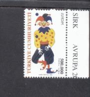 CEPT Türkei 3301Zirkus Postfrisch ** MNH - 2002