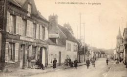 511Bd   60 Saint Omer En Chaussée Rue Principale - France