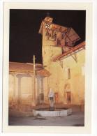 CEILLAC--Eglise Saint Sébastien--Lumières Sur L´église ,cpm éd  Photo B.Théret-- - Autres Communes