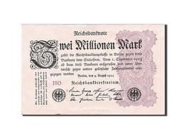 Allemagne, 2 Millions Mark, Type 1923 - 2 Millionen Mark