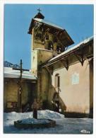 CEILLAC-1979--Eglise (XVII°s)--fontaine,neige,cadran Solaire,calvaire ,cpsm 15 X 10 N°0075 éd Combier-pas Très Courante - Autres Communes