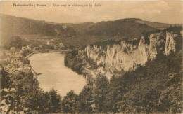 PROFONDEVILLE-s/MEUSE - Vue Vers Le Château De La Hulle - Profondeville