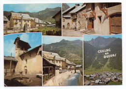 CEILLAC En Queyras-Multivues-cpsm  15 X 10  N°909 éd Cellard---cachet ABRIES-05- Haut Queyras - Autres Communes