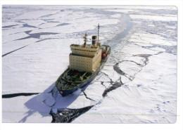 (154) Russia Ice Breaker Ship - Sonstige