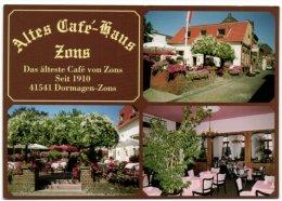 Dormagen-Zons - Altes Café-Haus Zons - Dormagen