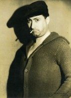 France Acteur Romeo Carles Theatre Daunou Ancienne Photo Arnal 1935 - Famous People