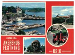 (DEL 909) Norway - Oslo - Norway