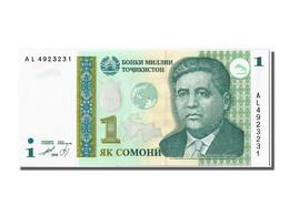 Tadjikistan, 1 Somoni Type Mirzo Tursunzoda - Other