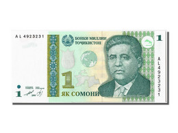 Tadjikistan, 1 Somoni Type Mirzo Tursunzoda - Bankbiljetten