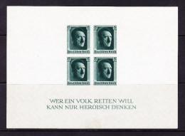 ALLEMAGNE MI BLOCK 8 ** MNH. (5CT62) - Allemagne
