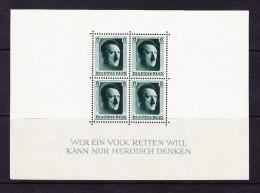 ALLEMAGNE MI BLOCK 7 ** MNH. (5CT61) - Allemagne