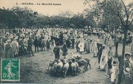 ALGÉRIE - MÉDÉA - Le Marché Arabe - Medea