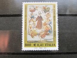ITALIA USATI 2001 - 750° SANTA ROSA DA VITERBO - RIF. G 1809 LUSSO - 6. 1946-.. Repubblica
