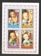 726 * BARBUDA BLOCK * JAHR DES KINDES * 1979 * UNGEBRAUCHT ** !! - Antigua Und Barbuda (1981-...)