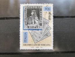 ITALIA USATI 2001 - 150° FRANCOBOLLI DI TOSCANA  - RIF. G 1814 LUSSO - 6. 1946-.. Repubblica