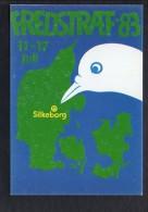 Manifestation - Festival De La Paix à Silkeborg ( Danemark,Danmark ) Du 11 Au 17 Juillet 1983 - Colombe - Manifestations