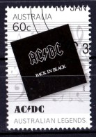 Australia 2013 Music Legends 60c AC - DC CTO  - - Used Stamps