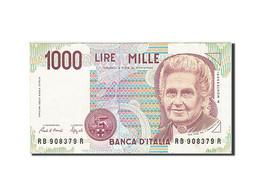 Italy, 1000 Lire, 1990-1994, KM:114a, 1990, SUP - [ 2] 1946-… : République