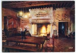 SAINT-PORCHAIRE - Château De La Roche-Courbon - Salle à Manger Saintongeaise - écrite Pour Un Usage Autre - 2 Scans - Autres Communes