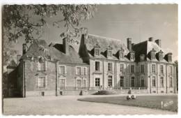 LA FERTÉ-SAINT-AUBIN - Château De La Ferté - Merveilles Du Val De Loire - écrite Pour Un Usage Autre - 2 Scans - La Ferte Saint Aubin