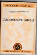ARCHIDUCHESSE ISABELLE - Historische Dokumente