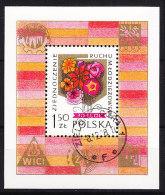 PGL CM100 - POLOGNE POLAND BF Yv N°78 - Blocks & Sheetlets & Panes