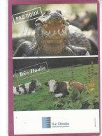 25.- PAS DOUX ; TRES DOUBS  ( Cachet Du Salon De L' Agriculture ) - Francia