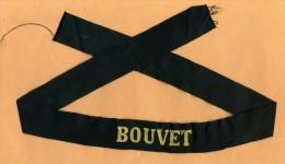 Ruban De Bachi BOUVET - Navy