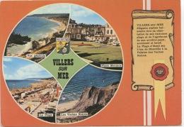 Villers Sur Mer Multivues - Parchemin (n°300 Artaud) - Villers Sur Mer
