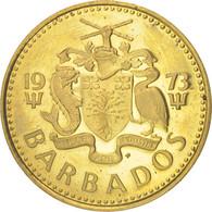 Barbados, 5 Cents, 1973, KM:11 - Barbades