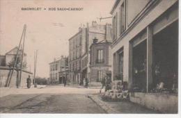 BAGNOLET - Rue Sadi Carnot - Bagnolet