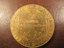 MEDAILLE OFFICIELLE Edition limit�e  MONNAIE DE PARIS 2004 FORT DE DOUAUMONT MEUSE 1914-1918