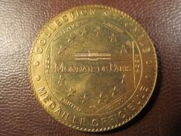 MEDAILLE OFFICIELLE Edition limit�e MONNAIE DE PARIS 2004 CITADELLE DE VERDUN 1914-1918 MEUSE