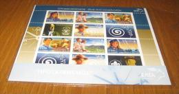 GREECE GRECE SCOUTING 2002 SHEETLET MNH - Blocks & Sheetlets